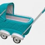Prototyp Sina-Retrokinderwagen